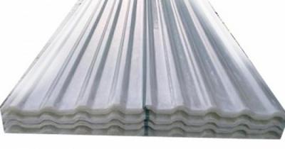 Tôn nhựa 9 sóng vuông